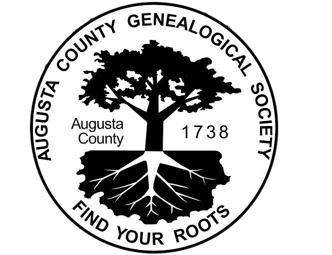 Logo of the Augusta County Genealogical Society